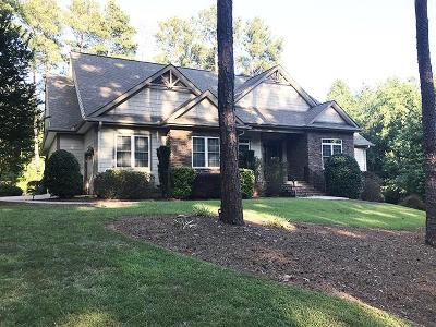 Seneca, Seneca/west Union Single Family Home Contract-Right of Refusal: 915 Shadow Oaks Drive