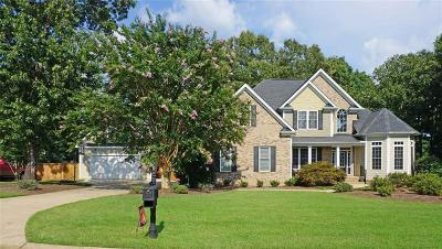 Easley Single Family Home For Sale: 6 Avery Court
