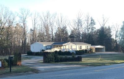 Anderson County, Oconee County, Pickens County Mobile Home For Sale: 205 Conner Boulevard