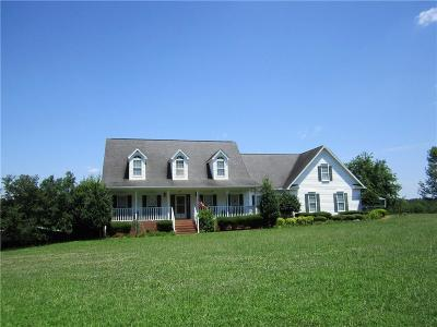 Hart County Single Family Home For Sale: 1100 Lankford Road