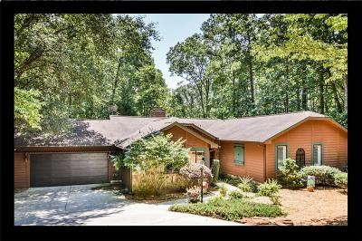 Keowee Key Single Family Home Contract-Take Back-Ups: 23 Commodore Drive