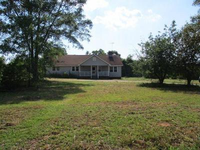 Belton Single Family Home For Sale: 1203 Holiday Dam Road