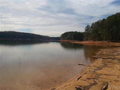 Oconee County, Pickens County, Anderson County Residential Lots & Land For Sale: 7.98 Ac Pelican Cove Rd Lot # 117 Cove