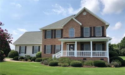 Anderson Single Family Home For Sale: 102 Windham Drive