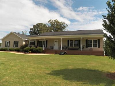 Oconee County Single Family Home For Sale: 163 Ridgecrest Road
