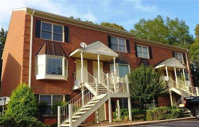 Pickens County Multi Family Home For Sale: 103 Calhoun Street