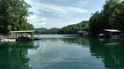Salem Residential Lots & Land For Sale: Tbd Jocassee Point Road