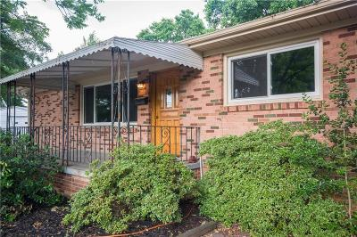 Greenville SC Single Family Home For Sale: $135,000