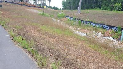 Seneca SC Residential Lots & Land For Sale: $72,000