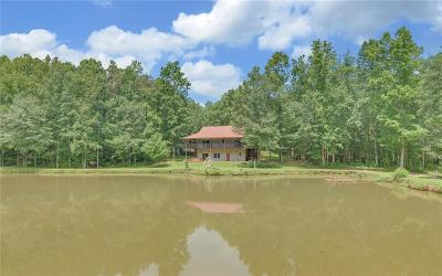 Franklin County Single Family Home For Sale: 4563 Seymour Road