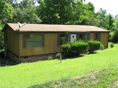 Townville Rental For Rent: 201 Singleton Drive