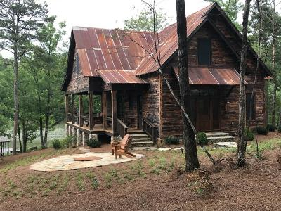 Oconee County Single Family Home For Sale: Lt 4 Hideaway Cove