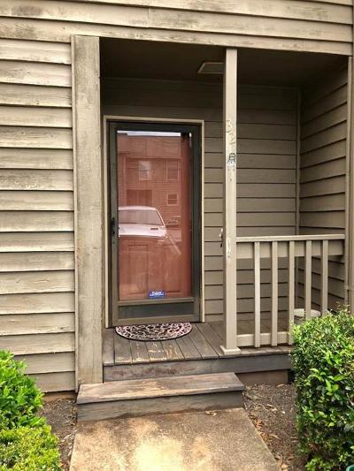Pickens County Townhouse For Sale: 343 Old Grennville Highway
