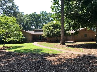 Pickens County Single Family Home For Sale: 200 Oaks Court