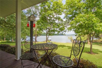 Anderson Single Family Home For Sale: 134 Lakeland Drive