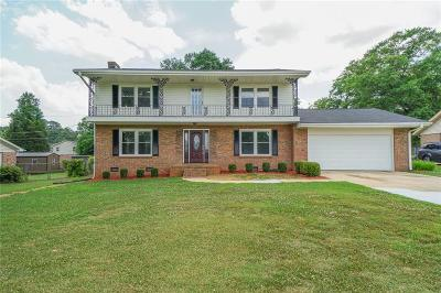 Spartanburg Single Family Home For Sale: 618 Andre Court
