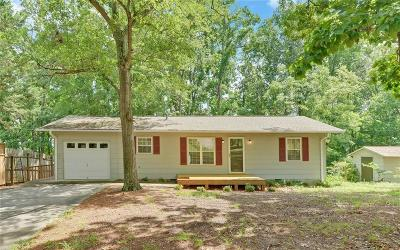 Lavonia GA Single Family Home For Sale: $249,000