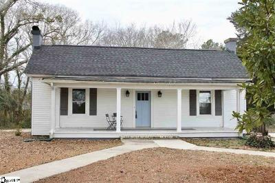 Easley Single Family Home For Sale: 406 S Fifth Street