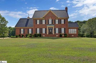 Piedmont Single Family Home For Sale: 7215 Highway 81