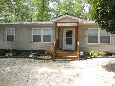 Mobile Home For Sale: 449 Shelor Ferry Road