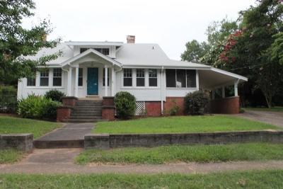 Pickens County Single Family Home For Sale: 401 E A Avenue