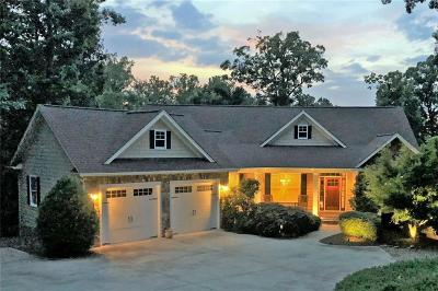 Oconee County, Pickens County Single Family Home For Sale: 127 Crest Pointe Drive