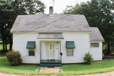 Pelzer Single Family Home For Sale: 12 Adger Street