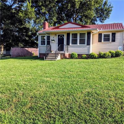Anderson County Single Family Home For Sale: 104 Rexton Drive