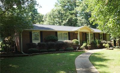 Anderson SC Single Family Home Contract-Right of Refusal: $259,000