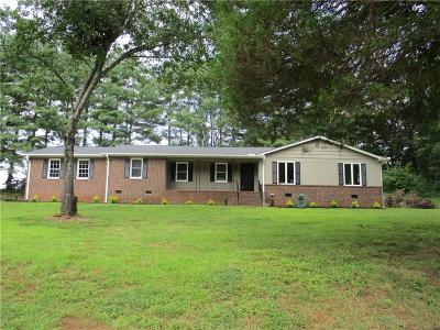 Easley Single Family Home For Sale: 306 Stone Hedge Court
