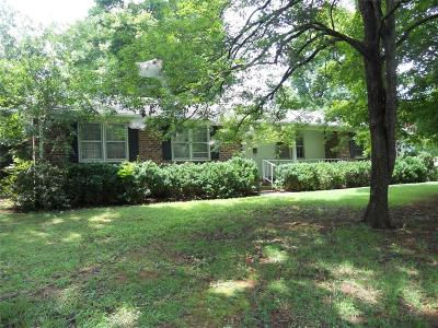 Greer Single Family Home For Sale: 207 Lakewood Circle