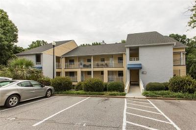 Anderson County, Oconee County, Pickens County Condo For Sale: 1808 Northlake Drive