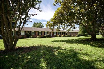 Anderson Single Family Home For Sale: 203 Robin Drive