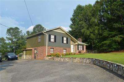 Liberty SC Single Family Home For Sale: $147,500