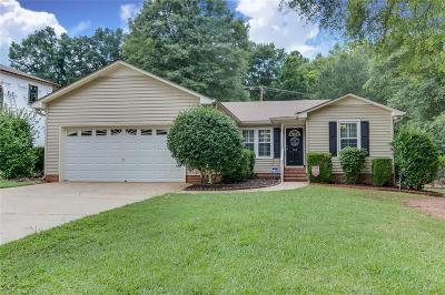 Anderson Single Family Home For Sale: 103 Willow Court