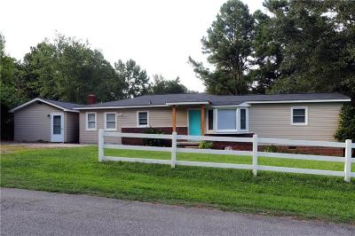 Easley SC Single Family Home For Sale: $129,900