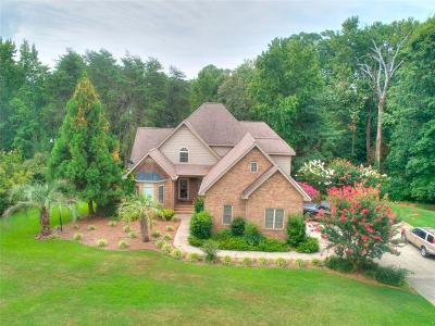 Anderson Single Family Home For Sale: 1855 Providence Church Road