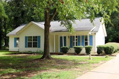 Anderson SC Single Family Home For Sale: $79,000