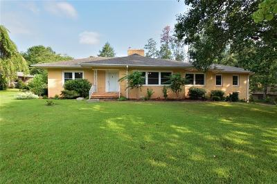 Westminster SC Single Family Home Contract-Take Back-Ups: $187,900