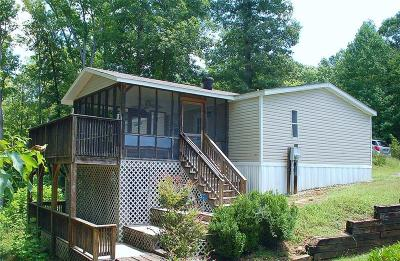 Anderson County, Oconee County, Pickens County Mobile Home For Sale: 132 Winchester Drive