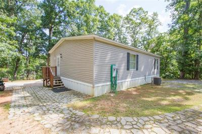 Mobile Home Contract-Take Back-Ups: 498 Gambrell Road