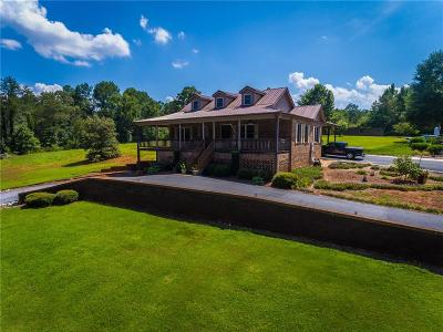 Single Family Home For Sale: 1720 Sc59 Highway