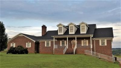 Greer Single Family Home For Sale: 1927 Gibbs Shoals Road