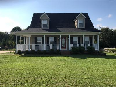 Liberty Single Family Home For Sale: 525 Rices Creek Road