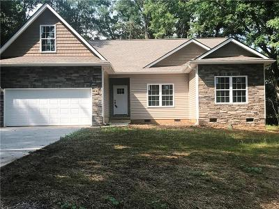 Anderson Single Family Home For Sale: 1802 McClellan Road