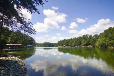 Oconee County, Pickens County, Anderson County Residential Lots & Land For Sale: North Shores Drive