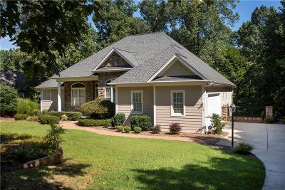 Seneca Single Family Home For Sale: 212 S Summit Drive