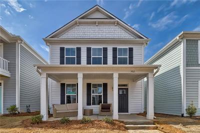 Pickens County Single Family Home For Sale: 102 Fuller Estate Drive