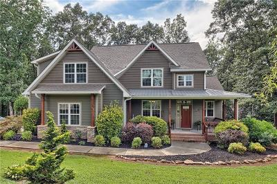 Clemson, Central Single Family Home Sold: 329 Puckett Mill Drive