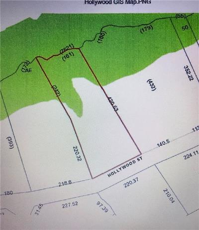 Easley Residential Lots & Land For Sale: 207 Hollywood Street